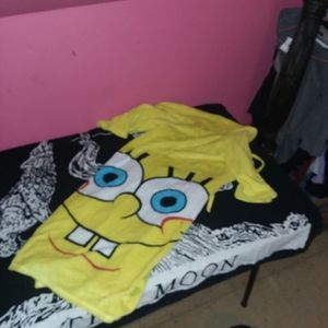 Spongebob robe